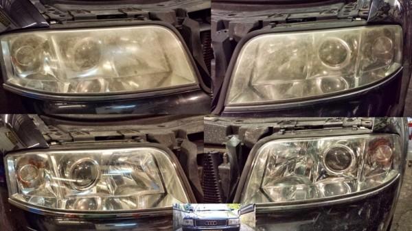 Headlight Restoration @a1pitstop