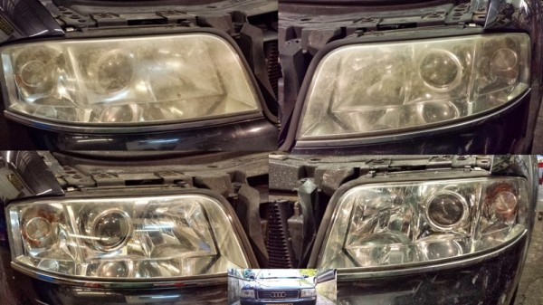 Headlight Restoration @a1pitstop
